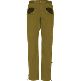 E9 Rondo Slim Pants Men pistachio